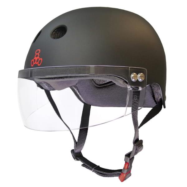 sweatsaver helmet visor