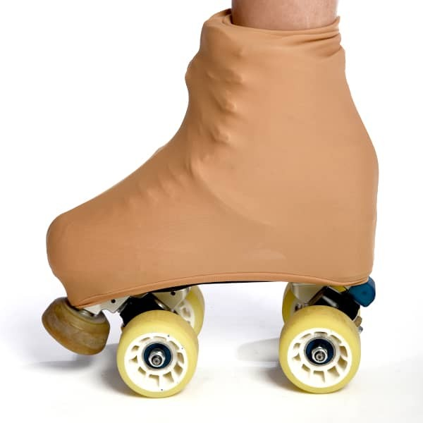 skate boot covers skin color