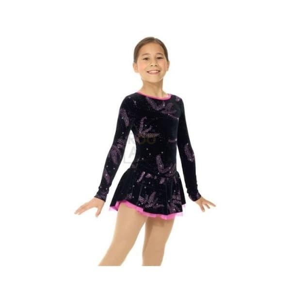 skating dress 12934 front