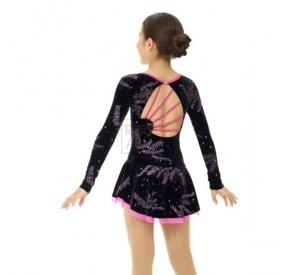 skating dress 12934 mondor back