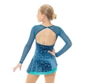 mondor skating dress 12927 - back