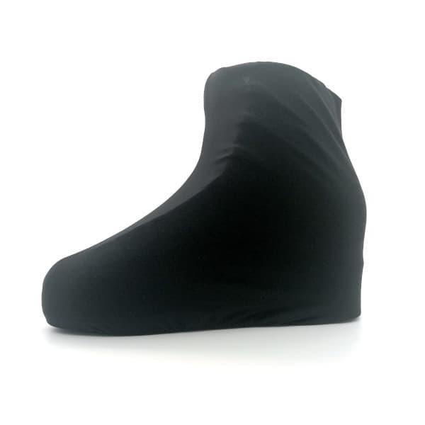 skate boot covers - RDSkates black