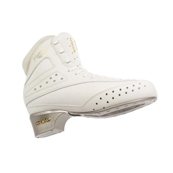 edea flamenco boots white