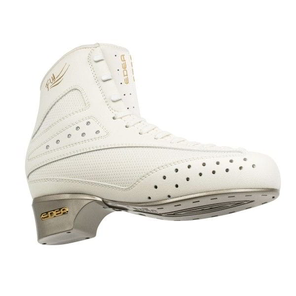 edea fly boots white
